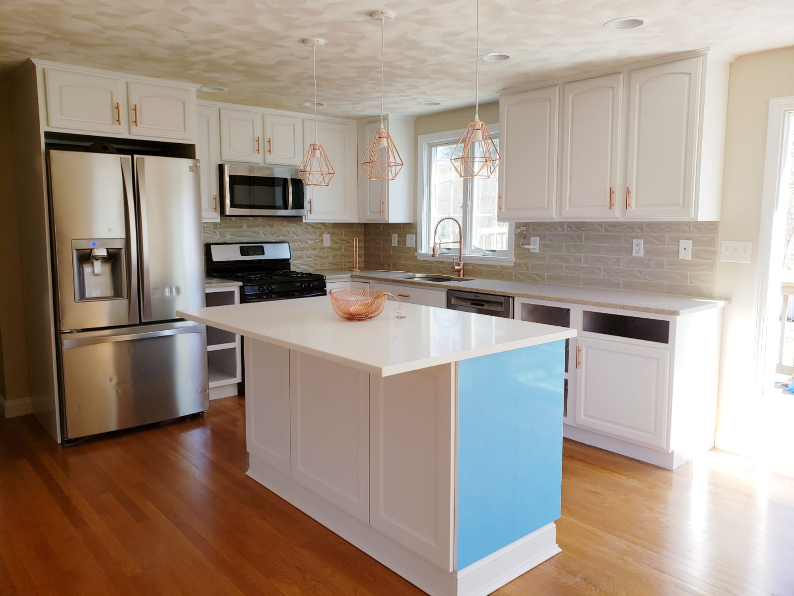 Kitchen Remodel In Wilmington Ma Macandd